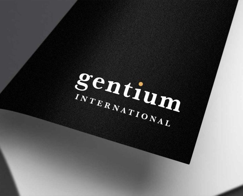 Gentium International logo